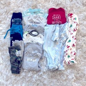 Carter's - Infant Boy Bundle